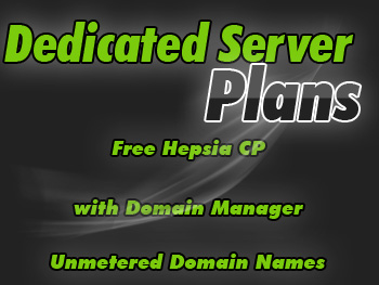 Cut-price dedicated hosting server services